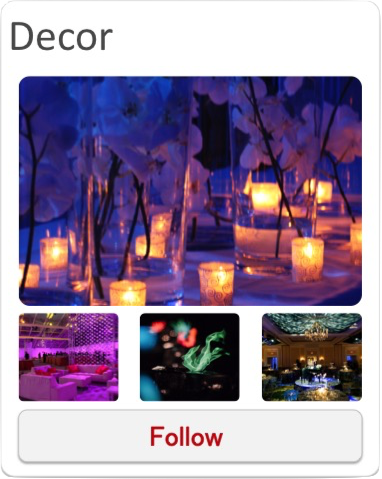 How to Use Pinterest for Events